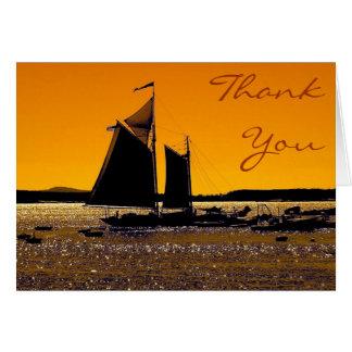 Stonington Silhouette Card