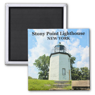 Stony Point Lighthouse, New York Magnet