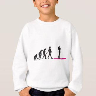 Stood UP Paddling evolution Sweatshirt