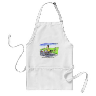 Stool Pigeons Funny Gifts Tees & Collectibles Standard Apron