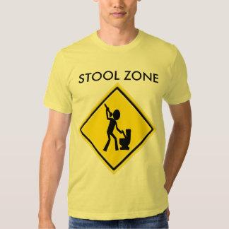 Stool Zone T-shirts