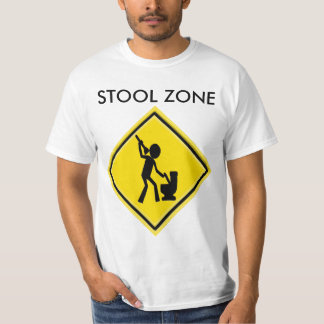 Stool Zone Tee Shirts