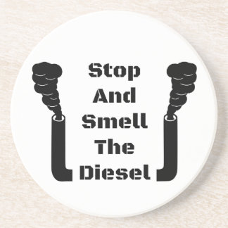 Stop And Smell The Diesel Coaster