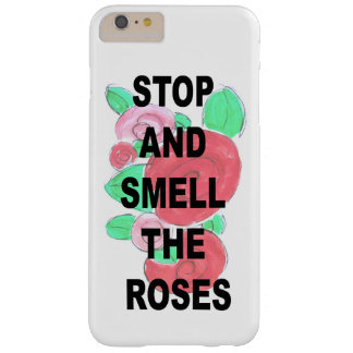 Stop and Smell the Roses Cute Phone Case