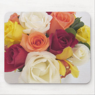 Stop and Smell the Roses Mouse Pad
