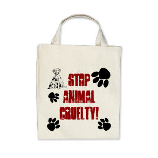 STOP ANIMAL CRUELTY BAG