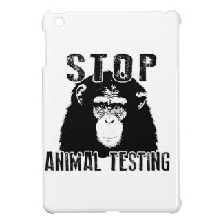 Stop Animal Testing - Chimpanzee Case For The iPad Mini