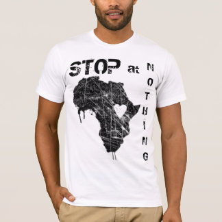 Stop at nothing Kony 2012 shirt