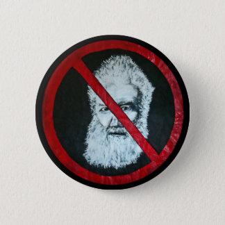 Stop Audism 6 Cm Round Badge