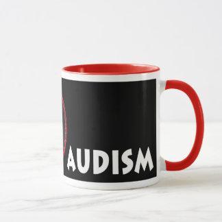 Stop Audism Mug