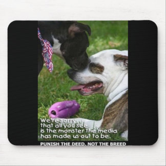 STOP BSL MOUSE PAD