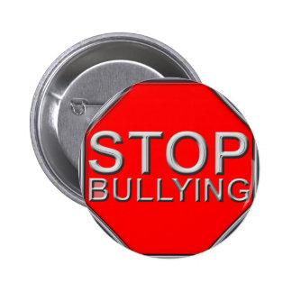 Stop Bullying 6 Cm Round Badge