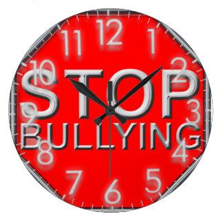 Stop Bullying Clock