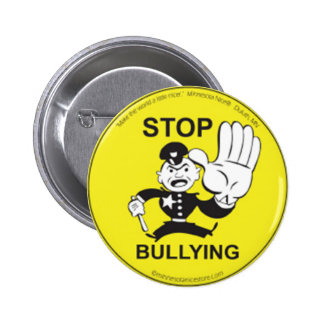 Stop Bullying Gifts 6 Cm Round Badge