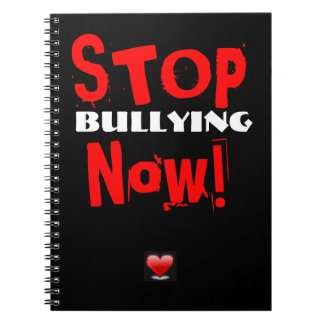 STOP BULLYING Notebook