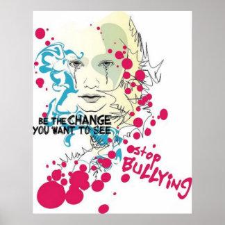 Stop Bullying Poster