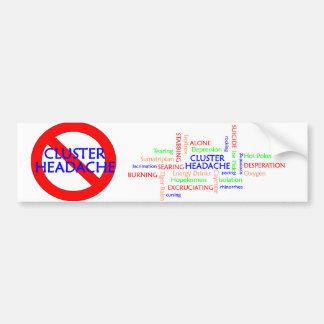 Stop CH Bumper Sticker