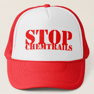 Stop Chemtrails - Cap