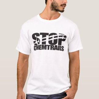 Stop Chemtrails T-Shirt