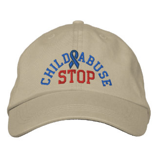 STOP CHILD ABUSE Cap by SRF Baseball Cap
