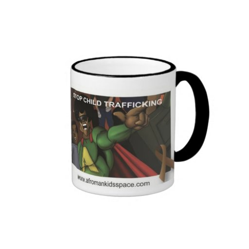 Stop Child Trafflicking Mug