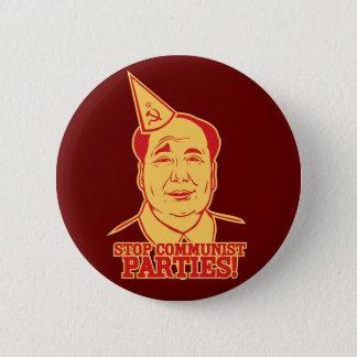 Stop Communist Parties Button