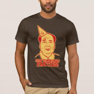 Stop Communist Parties T-Shirt
