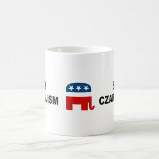Stop Czarcialism Coffee Mugs