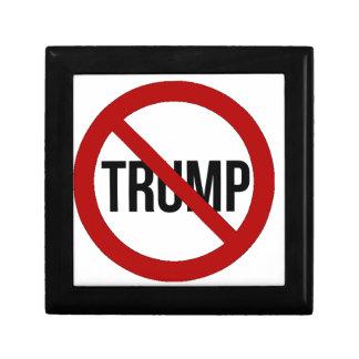 Stop Donald Trump Anti-Trump 2016 Gift Box