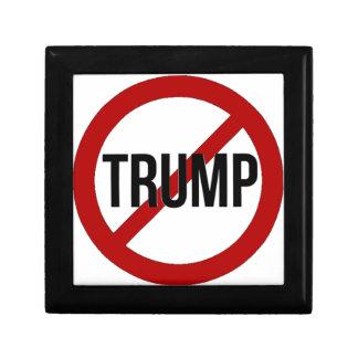 Stop Donald Trump Anti-Trump Gift Box