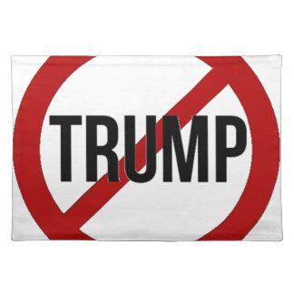 Stop Donald Trump Anti-Trump Placemat