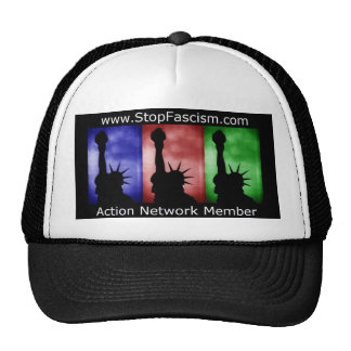 Stop Fascism Action Network member cap
