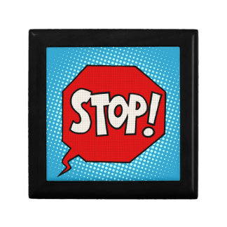 Stop Gift Box