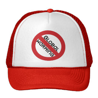 stop global warming Hat