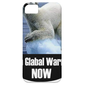 Stop Global Warming Now Case For The iPhone 5