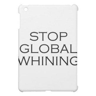 Stop Global Whining iPad Mini Covers