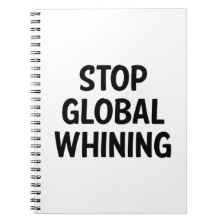 Stop Global Whining Journals