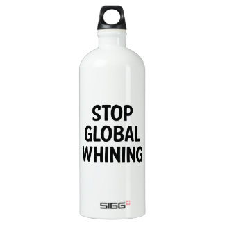 Stop Global Whining SIGG Traveller 1.0L Water Bottle