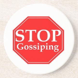 Stop Gossiping Coaster