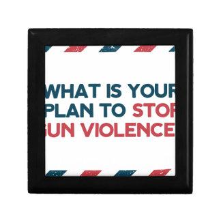 Stop Gun Violence Gift Box
