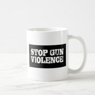 Stop Gun Violence Coffee Mug