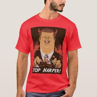 Stop Harper! Red Shirt