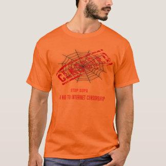 Stop Internet Censorship T-Shirt