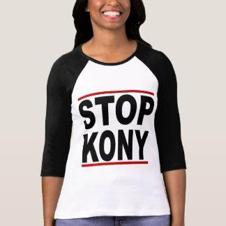 Stop Joseph Kony 2012, Stop at Nothing, Politics T-Shirt