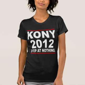 Stop Joseph Kony 2012, Stop at Nothing, Politics Tees