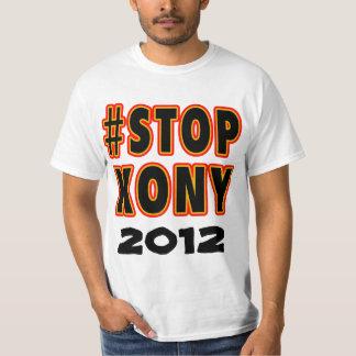 STOP KONY!  #STOPKONY Uganda Tshirt