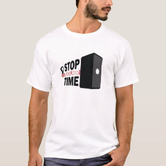 Stop. Mjolnir Time. T-Shirt