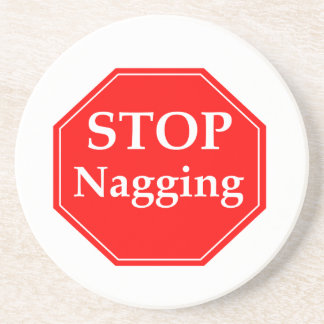 Stop Nagging Coasters