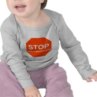 STOP neurofibromatosis T Shirts