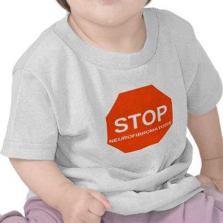 STOP neurofibromatosis T-shirts